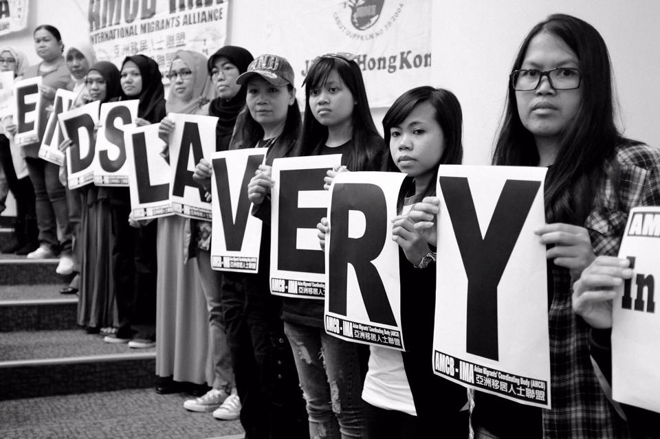 Perbudakan Modern Masih Langgeng di Hong Kong