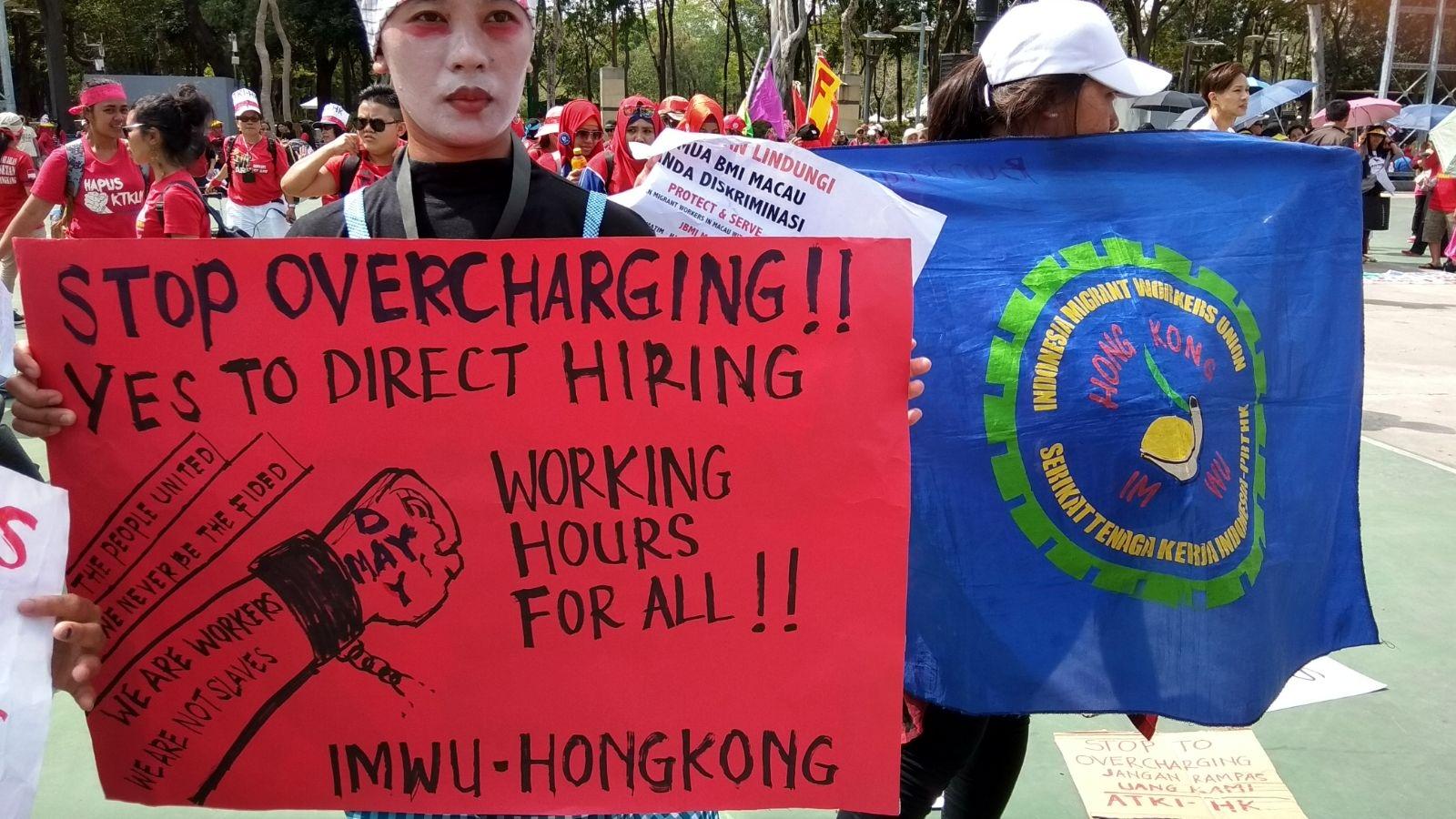 Mengungkap Eksploitasi Buruh Migran di Hong Kong Bagian 1