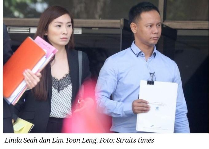 Pengadilan di Singapura mendakwa sepasang suami istri penganiaya buruh migran