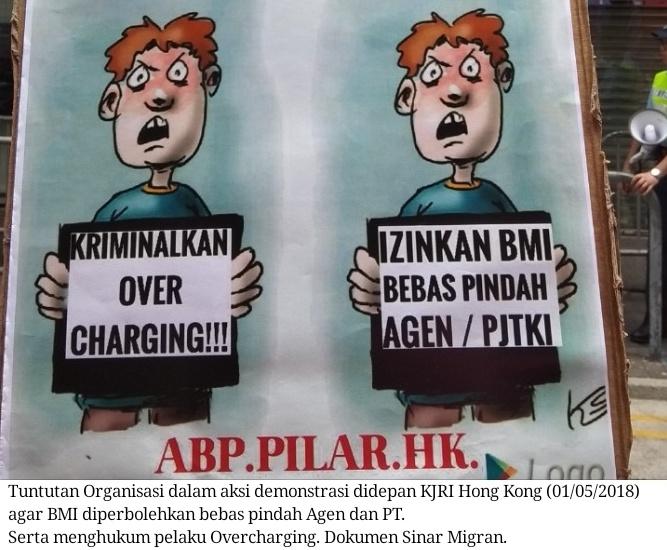 Lakukan pelanggaran, Departemen Tenaga Kerja cabut ijin Agen Unity Mong Kok