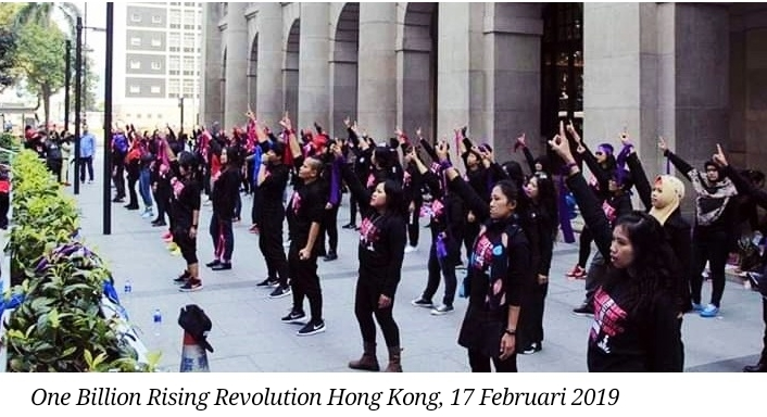 Lawan Eksploitasi dan Perbudakan Modern! Solidaritas Untuk Hak dan Martabat Perempuan! Bangkit, Melawan dan Bersatu