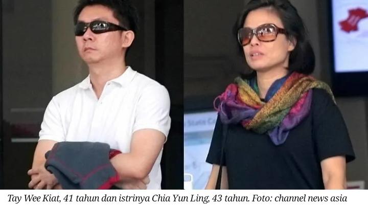 Pasangan suami istri penyiksa 2 Buruh Migran ahirnya dipenjara