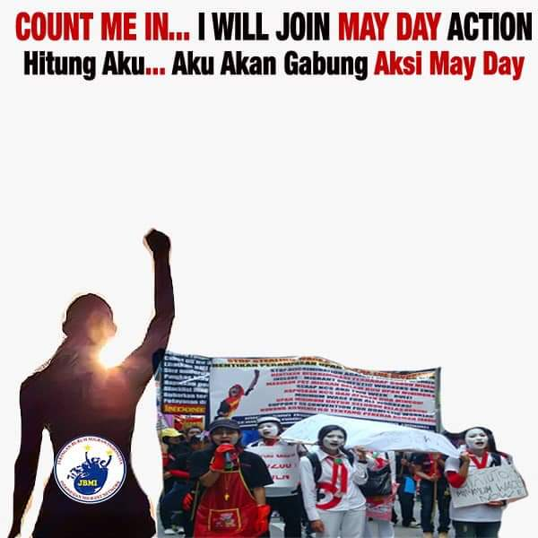 RAMAIKAN PERAYAAN HARI BURUH INTERNASIONAL -MAY DAY 2019