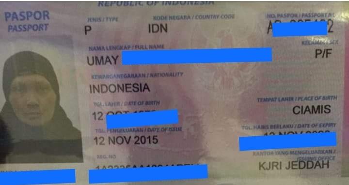 Gaji ditahan dan tidak diijinkan pulang oleh majikan, Umay kena kasus overstay