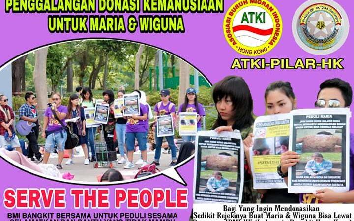 Kolaborasi ATKI dan PILAR Hong Kong, galang donasi kemanusiaan dengan mengamen