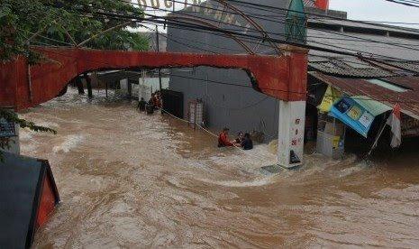Terparah sejak 2013, Banjir Jakarta menelan korban 30 jiwa