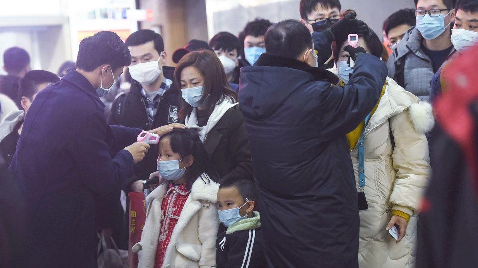 Seorang PRT migran Hong Kong positif terserang virus Corona