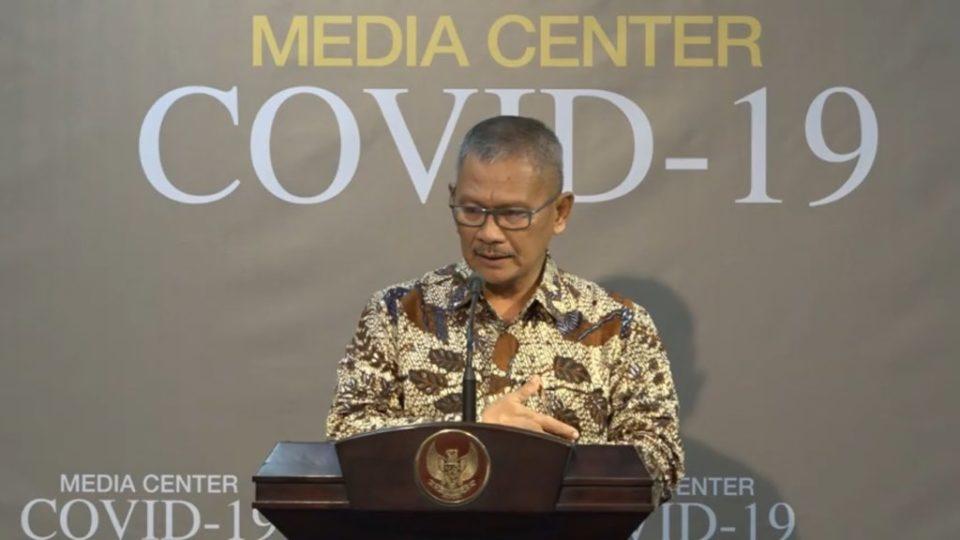 Melonjak 227 kasus dan 19 Penderita Corona di Indonesia Meninggal Dunia