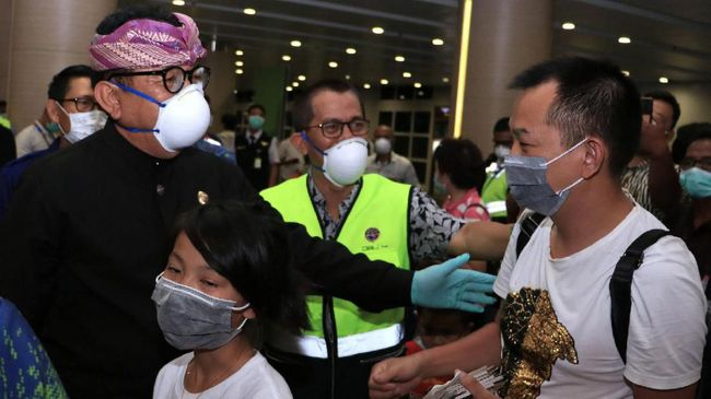 Indonesia melaporkan kematian pertamanya terkait dengan COVID-19 di Bali