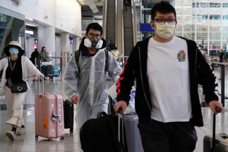 Rekor tertinggi: 48 kasus virus Corona baru dalam sehari