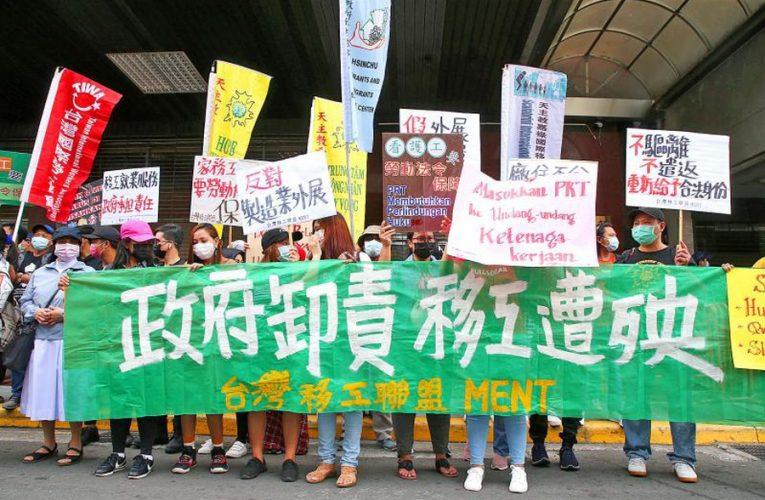 Laporkan kekerasan sesuai jalur, hindari pelanggaran aturan di Taiwan